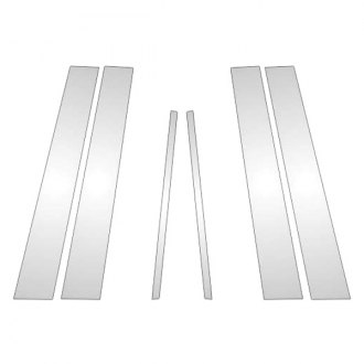 Zunden® - Chrome Pillar Posts