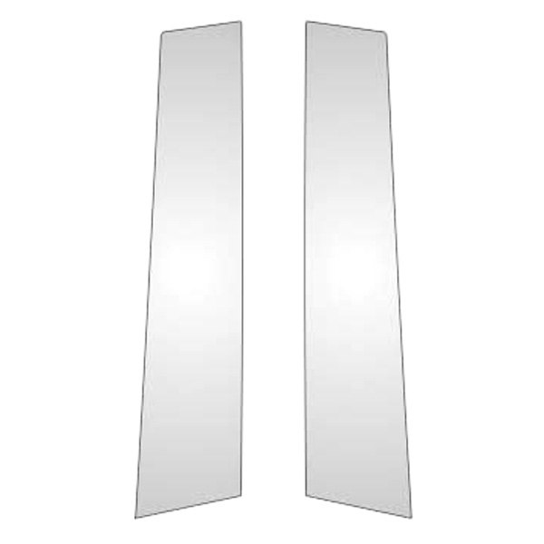 Zunden® - Polished Pillar Posts