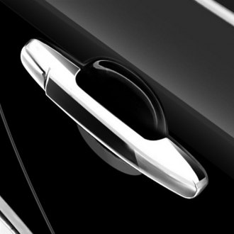 Zunden - Chrome Door Handle Covers