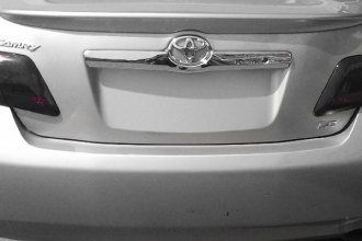 Zunden® - Chrome Trunk Lid Cover